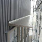 外壁改修工事⑦ 開口部廻り収まり