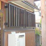 【防犯対策】窓面格子取り付け工事